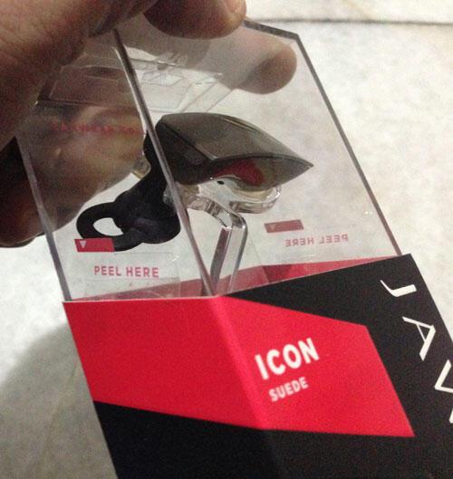 Jawbone Icon Suede & icon Thinker New dan Segel