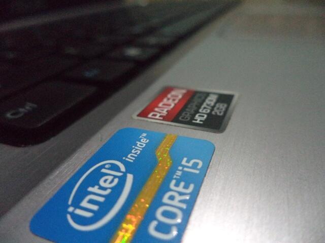 Asus A43S, Core i5, VGA Ati Radeon 2Gb, PES Lancar BGt Cuma 4,5jt.Jual Cepat[Bandung]