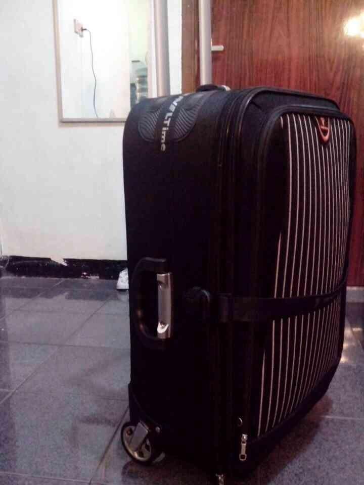 Terjual Jual Tas Koper Polo Classic Dan Travel Time 25inci
