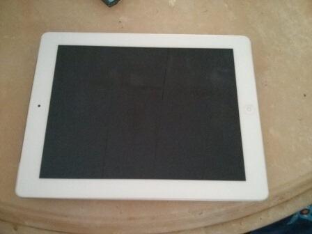 iPad 2 3G+16gb murah meriah lock icloud bukan lost ato stolen