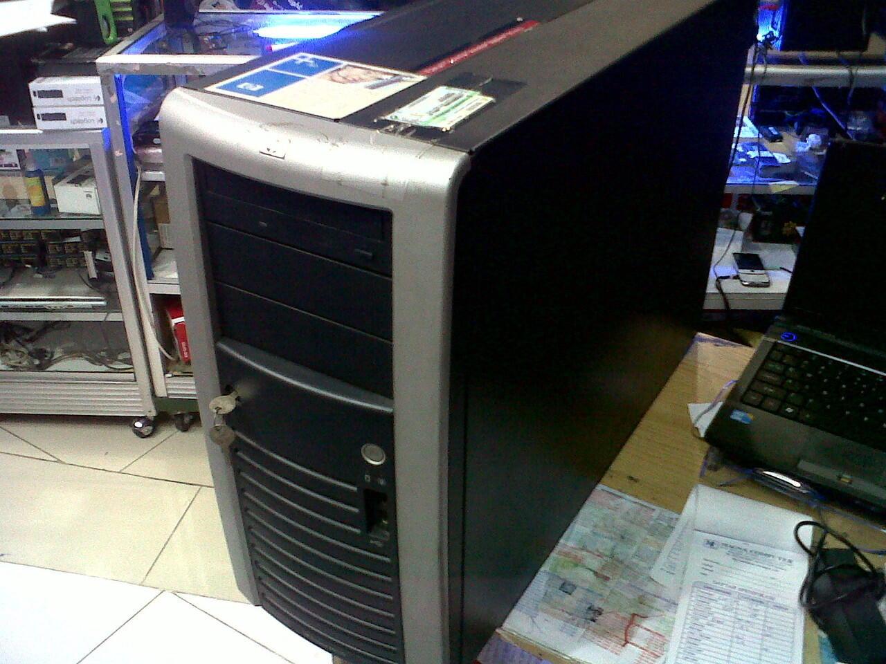 30bd0f4d644 Terjual JUAL PC SERVER Hp Proliant ML150 Include Win Server 2003 ...