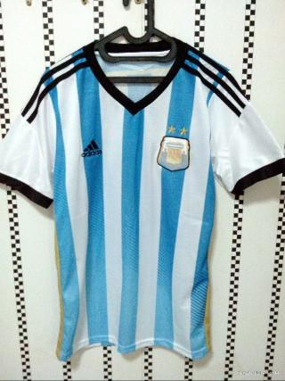 Jersey World Cup 2014Argentina Jerman Mexico Portugal only 50 Ribu