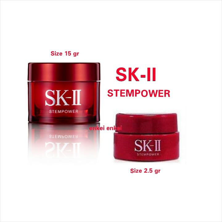 Paket Mini CELLUMINATION Produk SK2 SK II dalam ukuran mini travel sample .