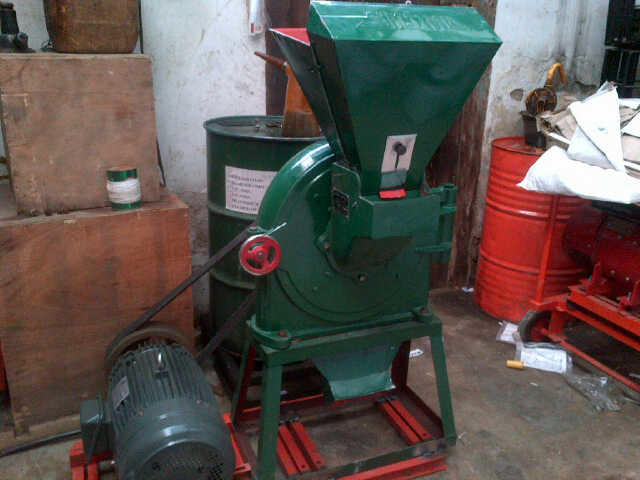 mesin disc mill