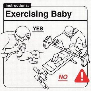 20 Hal yang Boleh dan Tidak Boleh Kamu Lakukan Terhadap Bayi, kocak gan!