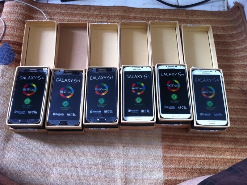 "Samsung Galaxy S4 SuperKing 5"" Kamera 13MP, Gorilla Glass, All Sensor Aktif, Bandung"