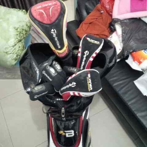 Stick Golf Merek Burner