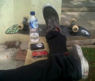 Skateboard fullset 2nd