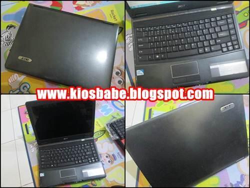 Laptop Bekas acer 4630Z | Malang