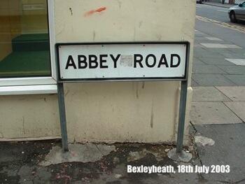 "Abbey Road, Nama Jalan yang ""Pasaran"" di Inggris"