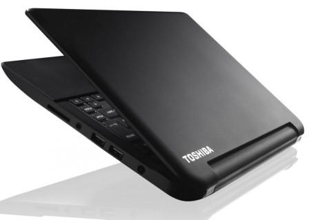 Toshiba Satellite NB10 - A104 105 @ Genrey Depok