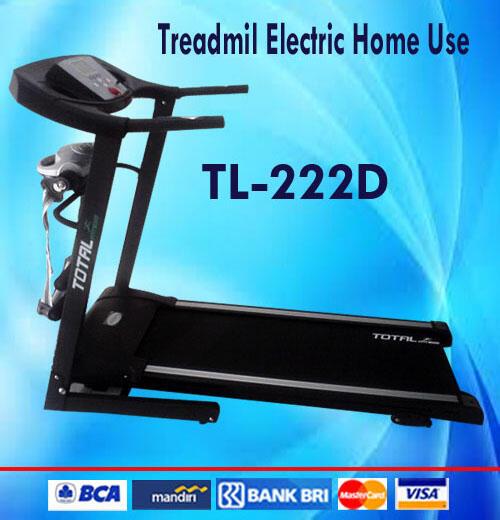 Treadmil Elektrik TL - 222D