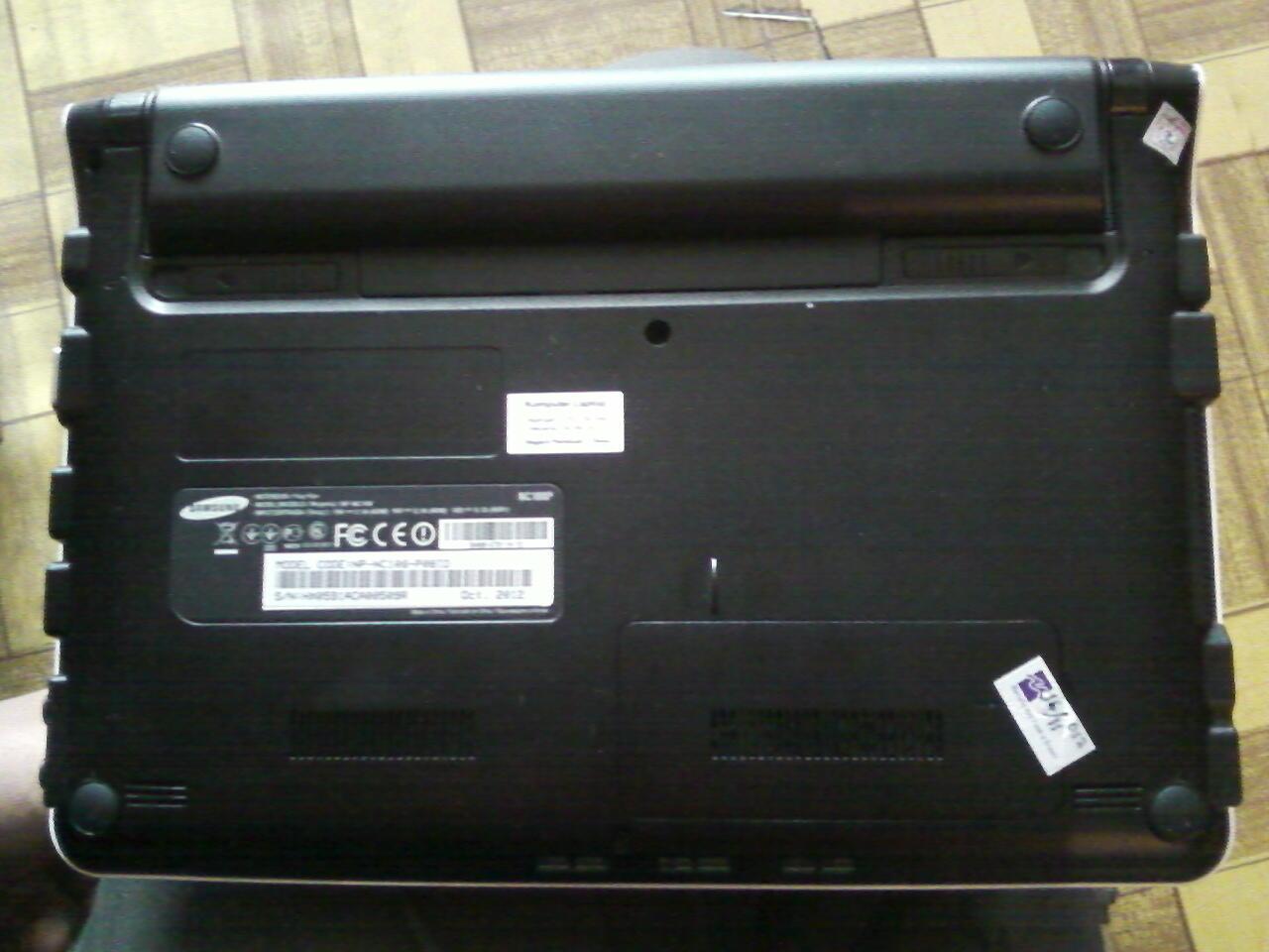Netbook Samsung NC-108