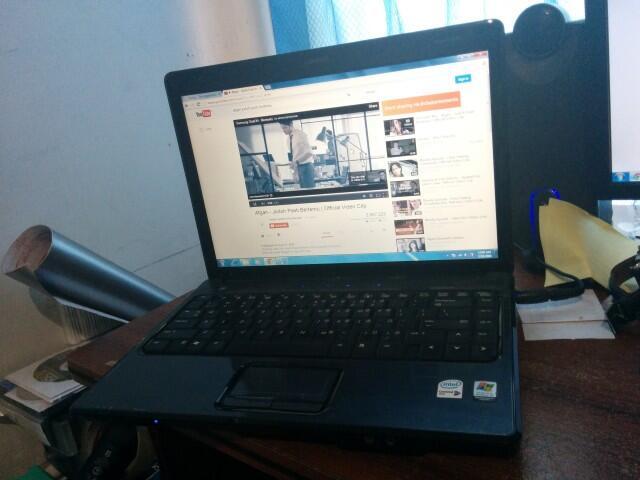 Laptop Compac Presario V3000 COD Kemanggisan / Binus