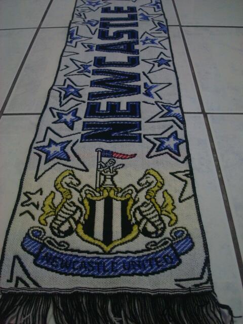 WTS Scraf / Syall Newcastle United