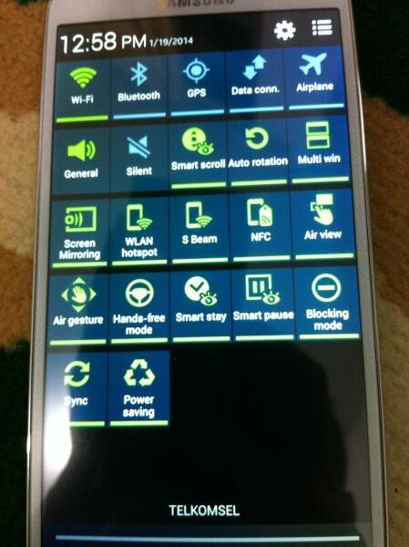 "Samsung Galaxy Note 3 SuperKing 5,7"" VERY HIGH SPEC, kamera 13MP, RAM 4GB, snapdragon"