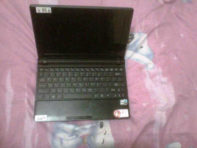 Netbook Axioo Pico M1110 Ungu