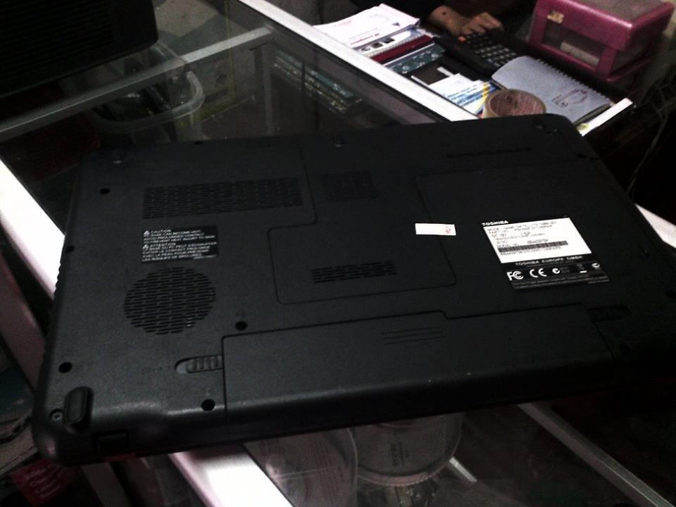 Laptop Toshiba C660