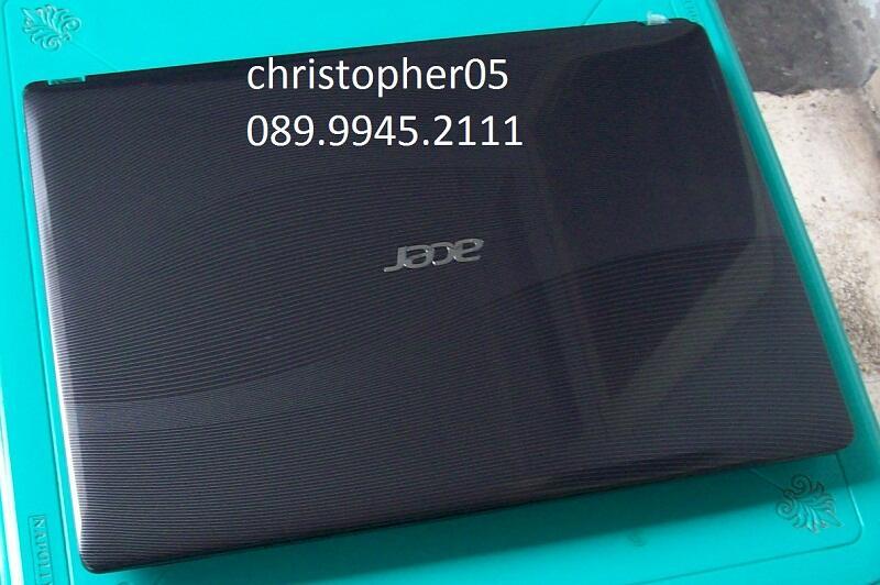 [Bandung] Laptop Gaming Acer E1-451G, AMD A8-4500M 4GB 500GB, ATI 8750M 2GB, Like New