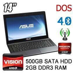 ASUS X45U E-1800 ATI RADEON