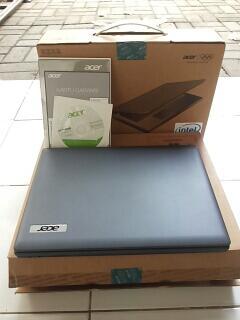 Acer Aspire 4739 Core i3 Fullset Segel Mulus 99%