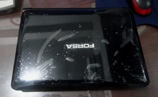 "Forsa D425 DualCore~1.8Ghz,10""Inch, Pembelian 2013 Plastikan"