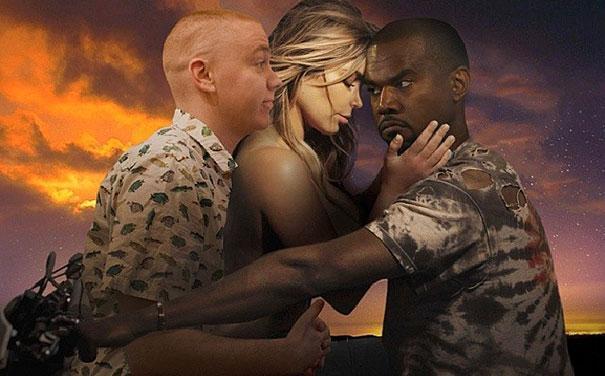 Tak Bisa Foto Bareng Artis, Photoshop Konyol Bertindak..!