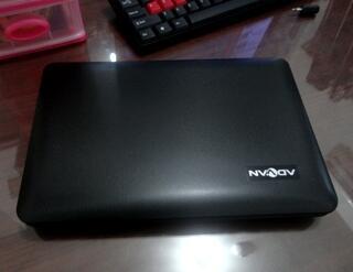 """Advan N455~1.66Ghz,10""""Inc Cashing Keren Kondisi 98% Ex Cewek"""