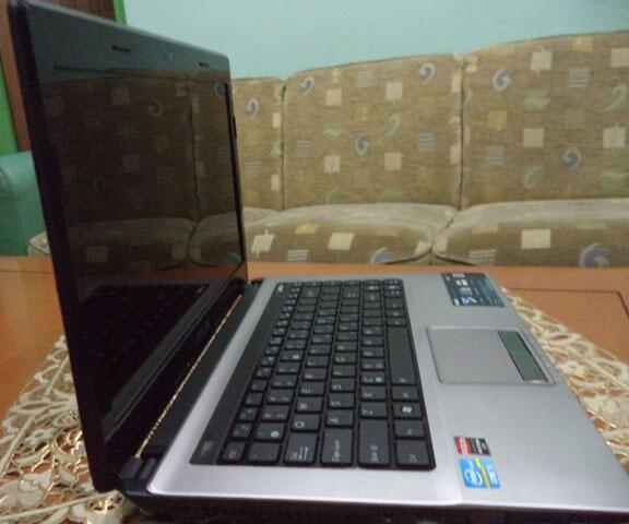 Laptop / Notebook Asus A43SA Core i5 Gaming