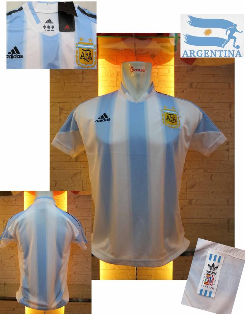 JERSEY ARGENTINA HOME 2004