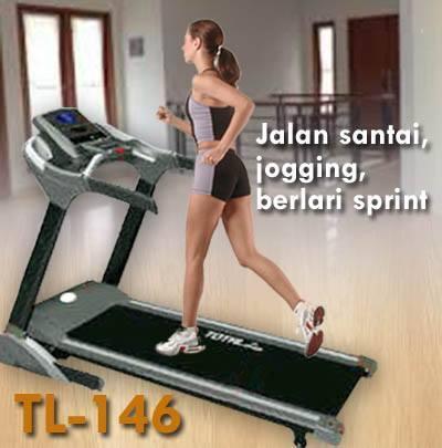 TREADMIL ELEKTRIK TL-146