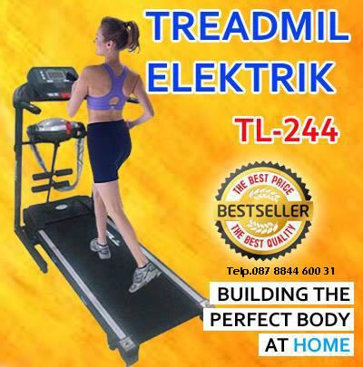 TREADMIL ELEKTRIK TL-244