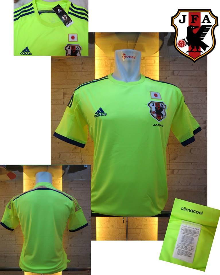 JERSEY JAPAN HOME GK WORLD CUP 2014 NEW OFFICIAL GO