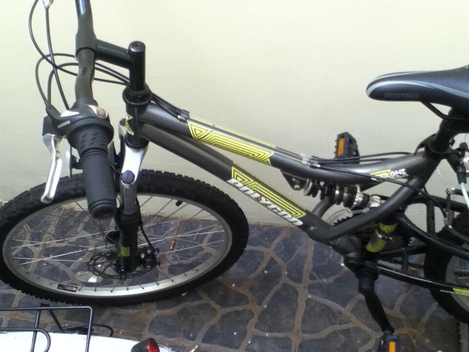 polygon cycleone 300