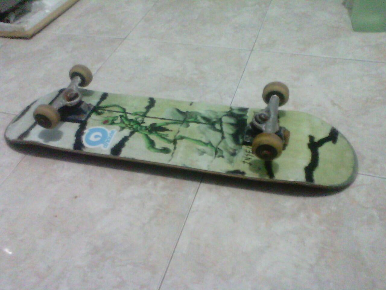 Skateboard daerah bekasi