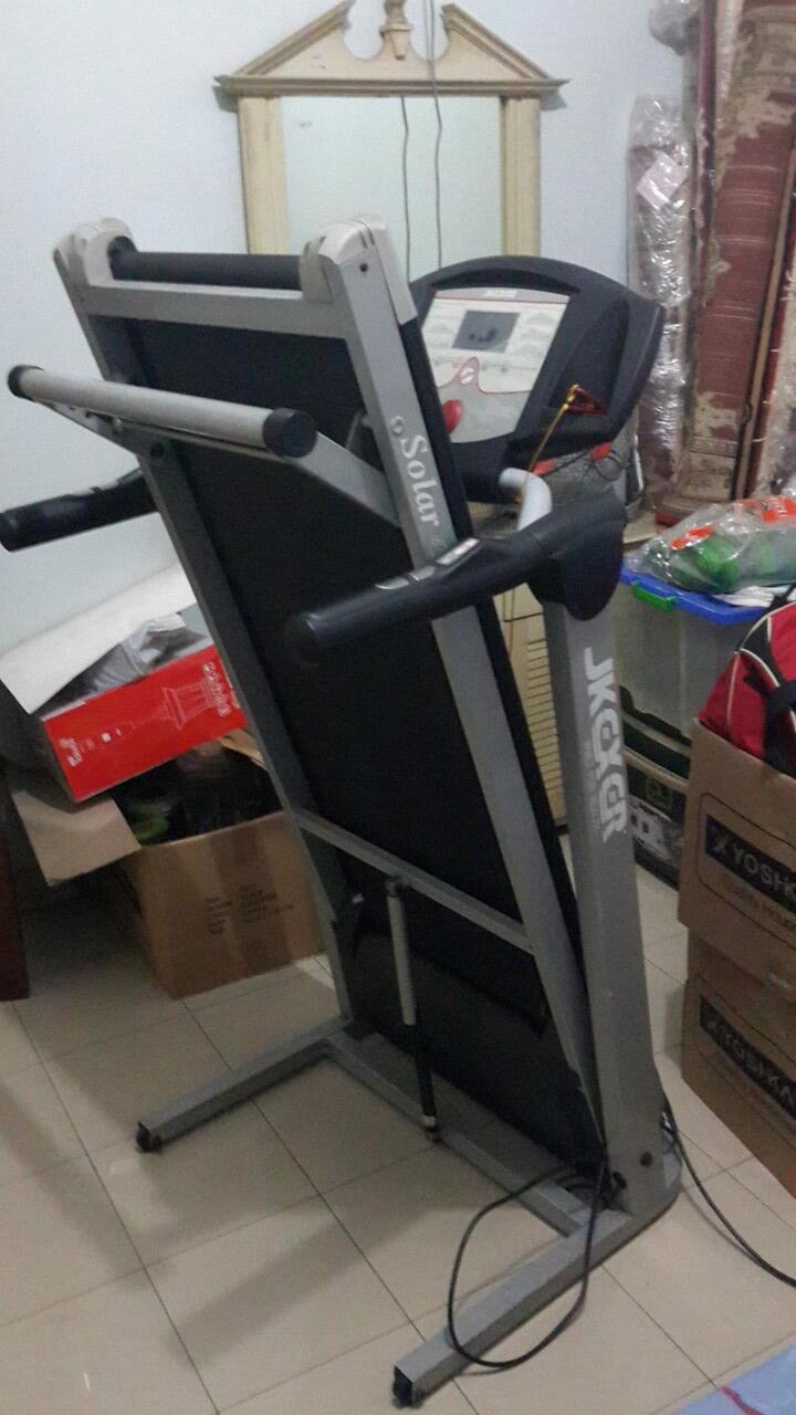 [WTS] Teadmill JKEXER SOLAR 6005 good condition + Bonus!!!