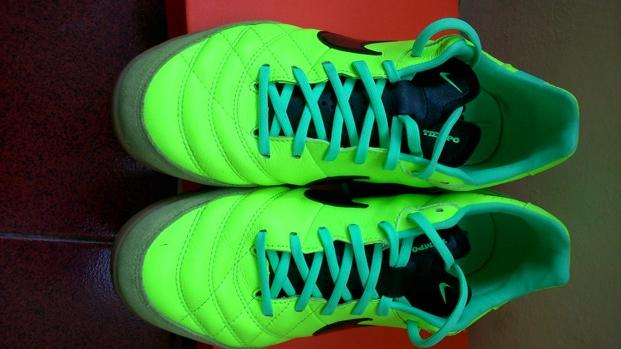 Sepatu Futsal Nike Tiempo Mystic Original Size 43 (9,5) Murah gaannn...