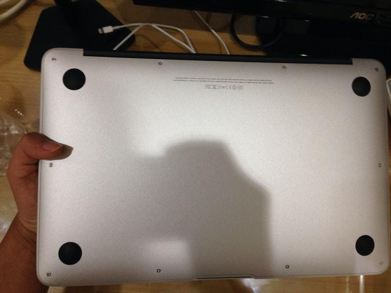 APPLE MacBook Air 11' MD223ZA
