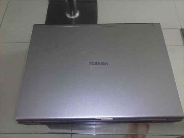 Jual Toshiba Portege M500, kondisi 90%, belum pernah servis