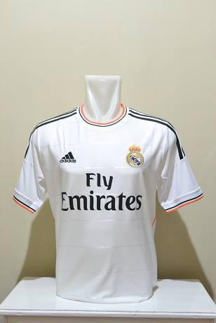Jual Jersey Real Madrid Home 13/14 Murah