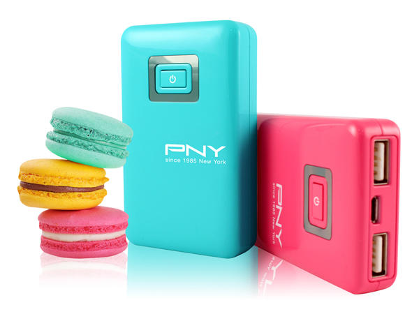 Powerbank USA PNY Exclusive model garansi 1 tahun Free all out put . Exclude iphone 5