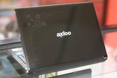 axioo neon nrw dual core garansi 6 bulan fullset bandung