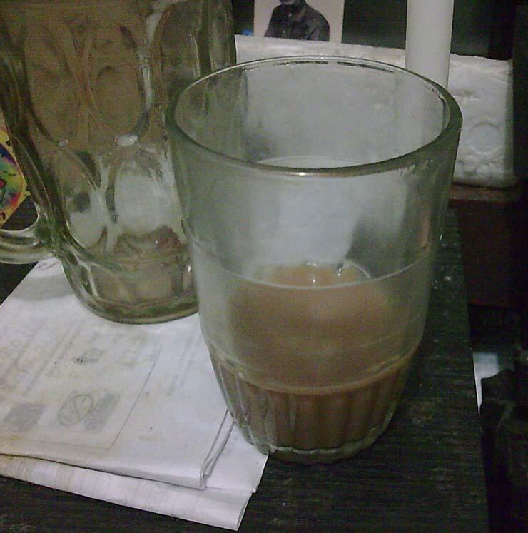 Hati2 minum kopi sisa semalem Gan!! (buat pecinta kopi)