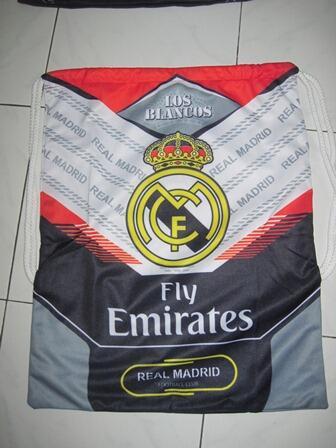 WTS tas futsal club bola ( inter, milan, juve, madrid, city, psg, barca dan chelsea