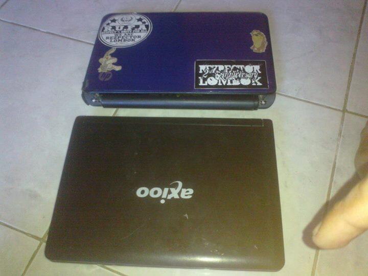 Jual Notebook HP Mini & Axio Pico apa ada nya / BU Free ongkir