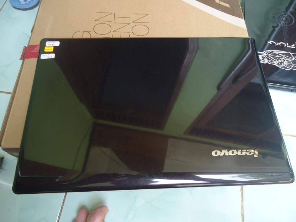 Lenovo G470 20078 Warna Hitam