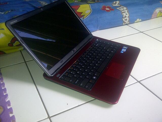 laptop / notebook dell core i5-2430m batre 7 jam bkn netbook pc