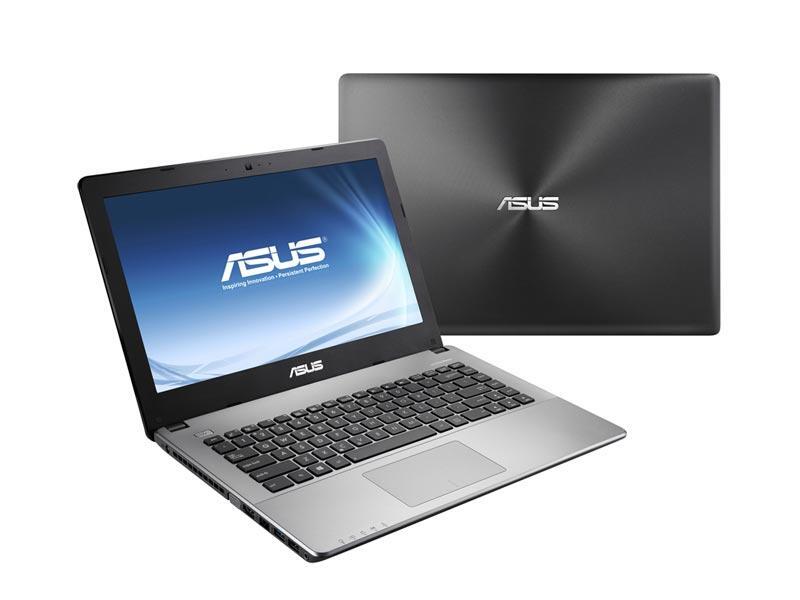 ASUS X450CA-WX110D, Grey