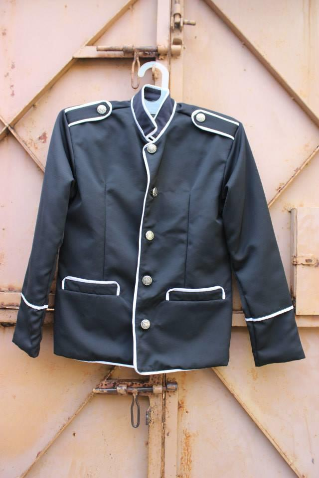 wts blazer keren model commander korea/jepang style. SOLO