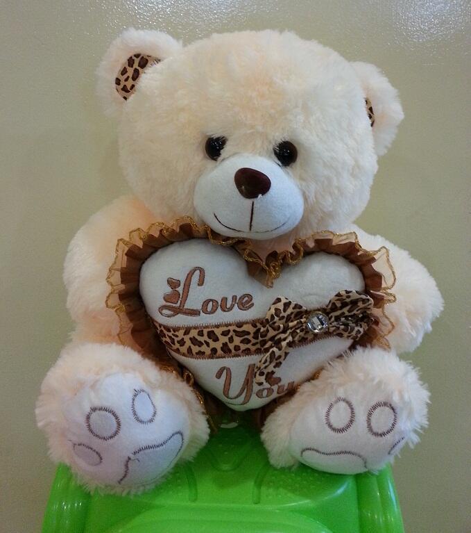 """Boneka - Boneka Love - Boneka Valentine - Boneka Teddy Bear """" Murah """" ..."""